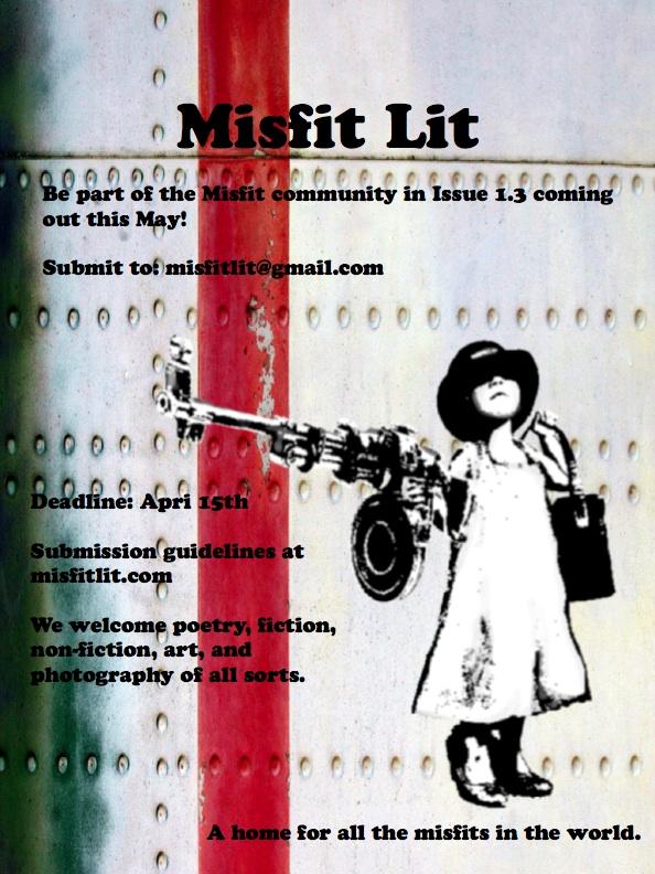 Misfit Lit Poster 1.3