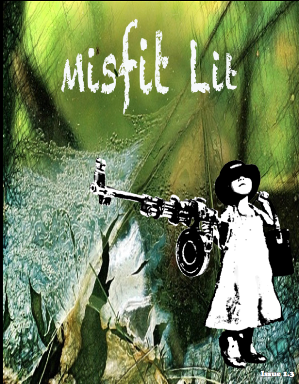 Misfit Lit Issue 1.3 Cover